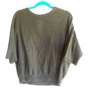 Michael Stars Black Short Sleeve Sweater 🖤A7